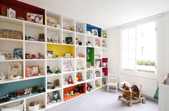 Детский шкаф для игрушек