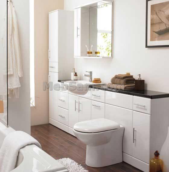 Напольный гарнитур для ванной