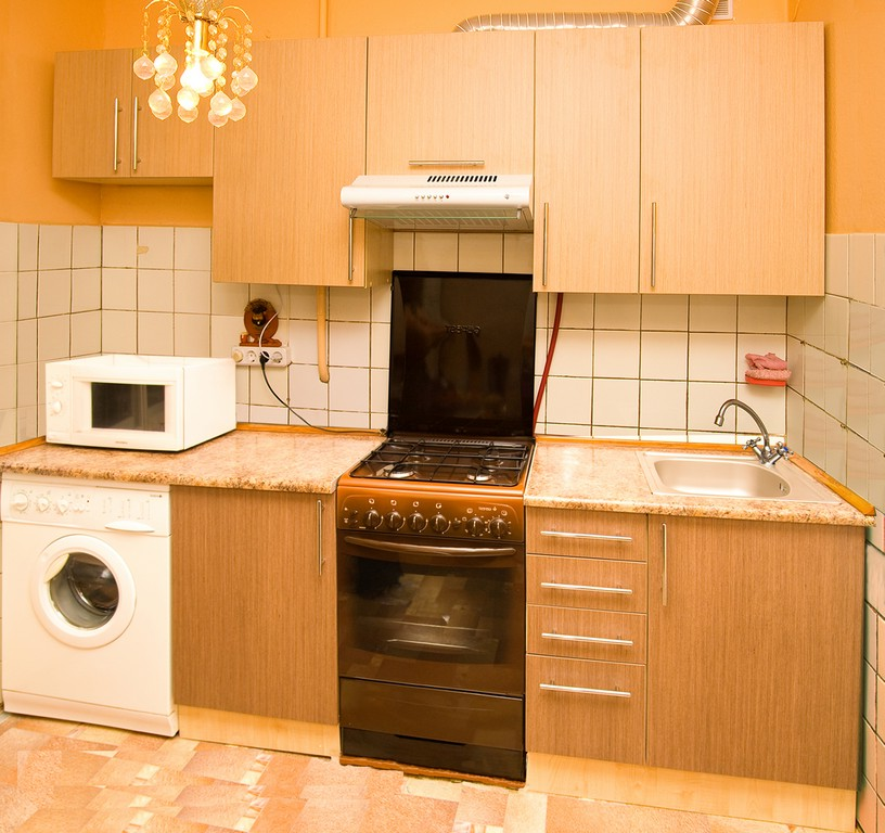 недорогая модульная кухня