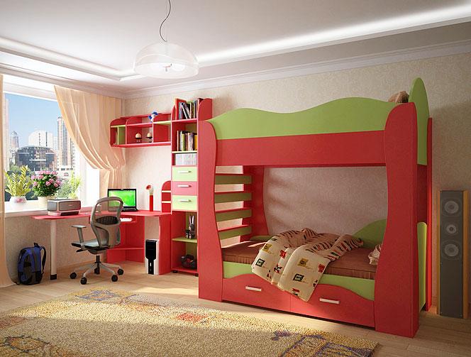 Удобная школьная мебель