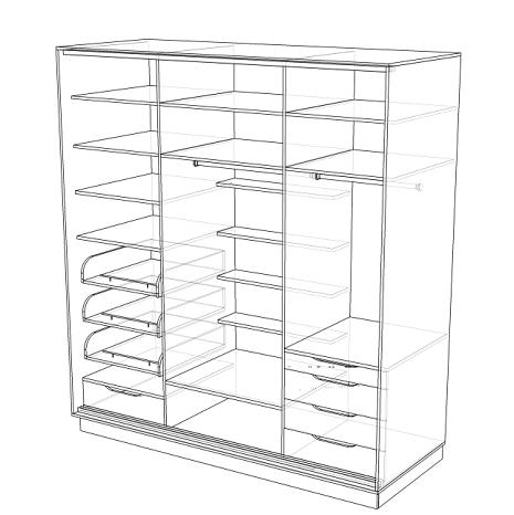 Шкаф своими руками чертежи и схемы размеры фото 941