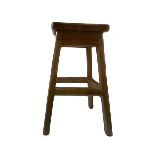 Барный стул из массива
