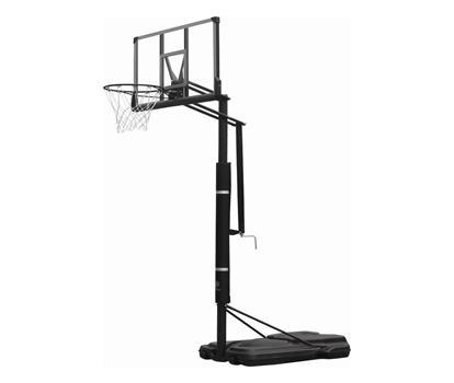 Баскетбольная стойка из металла