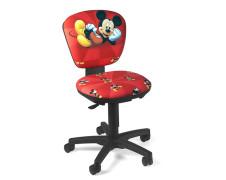 Детское кресло «Красный Микки»
