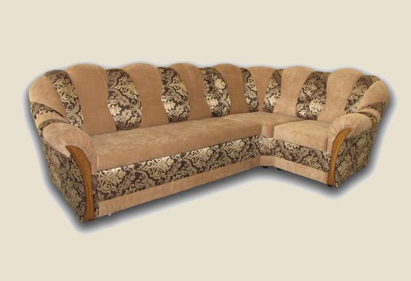 Диван-кровать угловой «Венера»