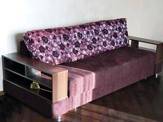 Боковушки для дивана своими руками