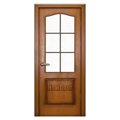 Дверь МДФ крашенная М 4