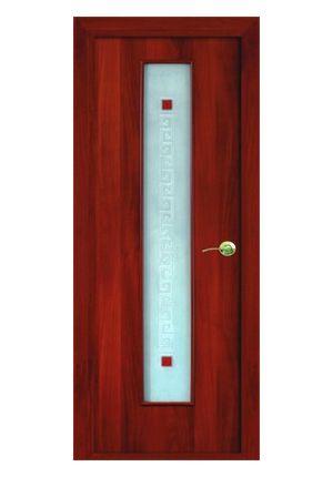 Дверь МДФ Ламинированная «Тиффани-1»