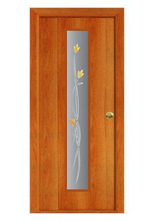 Дверь МДФ Ламинированная  «Тиффани 2»