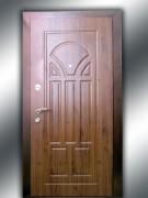 Дверь металлическая «Диром» МДФ