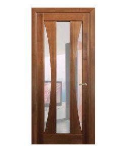 Дверь остекленная №1