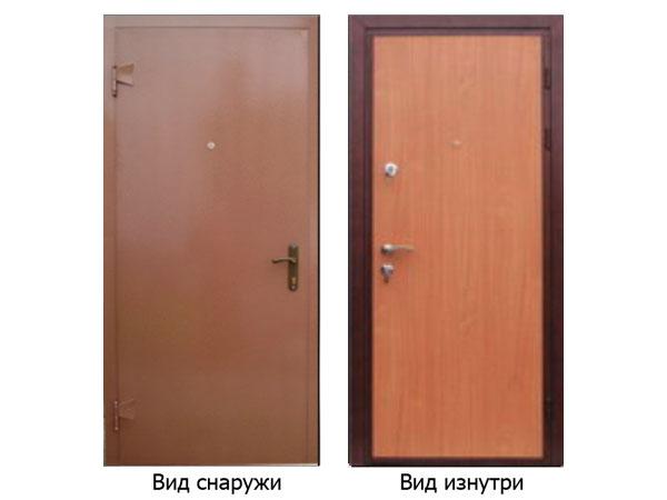 Дверь входная DiMaxx «Бизнес-1» металлическая