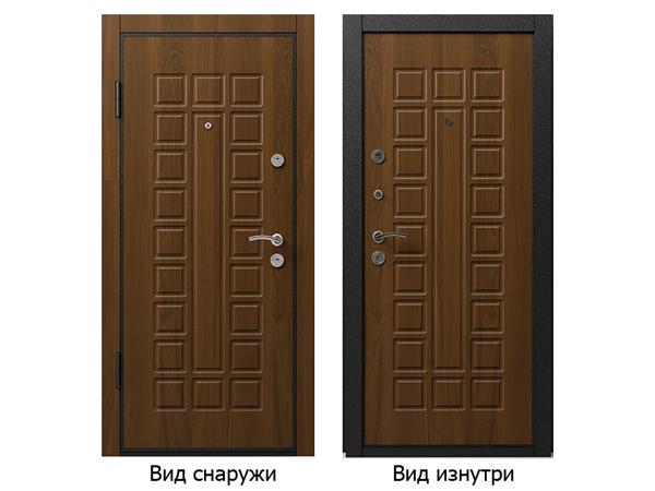 Дверь входная Русский стандарт «DM-2»