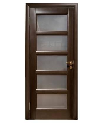Двери из массива шпонированные «Премьера 5»