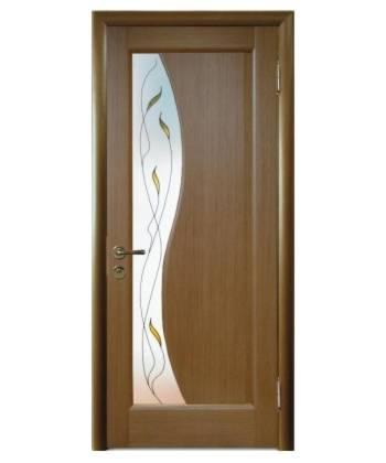 Двери из массива шпонированные «Руссо»