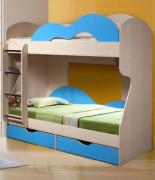 Двухъярусная кровать «Лагуна»
