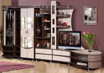 Гостиная КМК-Мебель «Орфей 12»