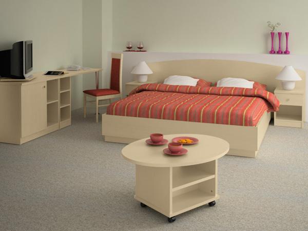 Комплект для номера с двуспальной кроватью