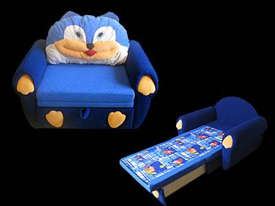 Кресло-кровать «Кот»