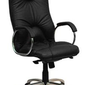 Кресло для офиса «Elf» с круглыми подлокотниками