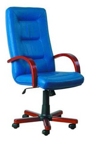Кресло для офиса «Idra» с конференц-рамой либо крестовиной