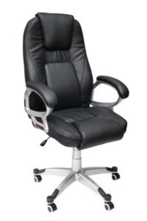 Кресло для офиса повышенной комфортности «Шеф»