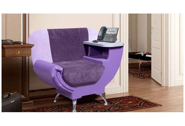 Кресло мягкое «Сплетница»