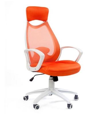 Кресло офисное «Чаирман 840 белый»