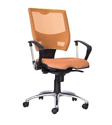 Кресло офисное «Спринг синхро хром»
