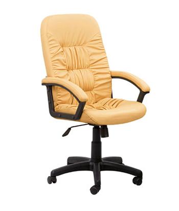 Кресло офисное «Твист» бежевое