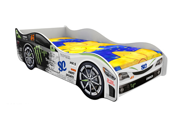 Кровать-машинка «Импульс»