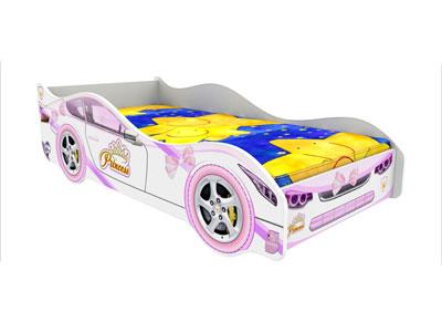 Кровать-машинка «Принцесса»