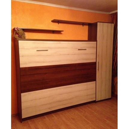 Кровать-трансформер двухцветная