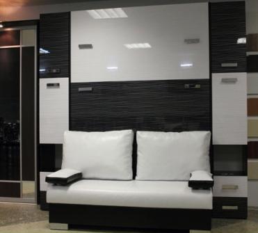 Кровать-трансформер с диваном функциональная