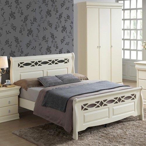 Кровать 966-WSR-BW