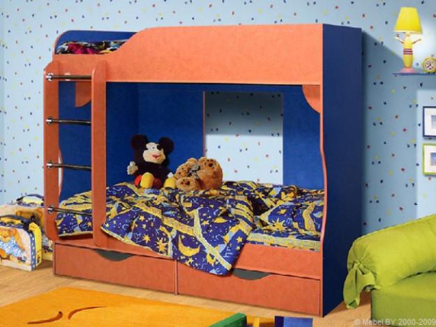 Кровать двухъярусная «03»