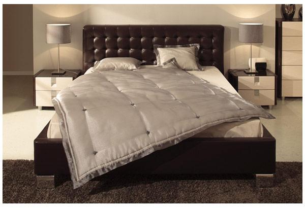 Кровать двуспальная «Фьюжн»