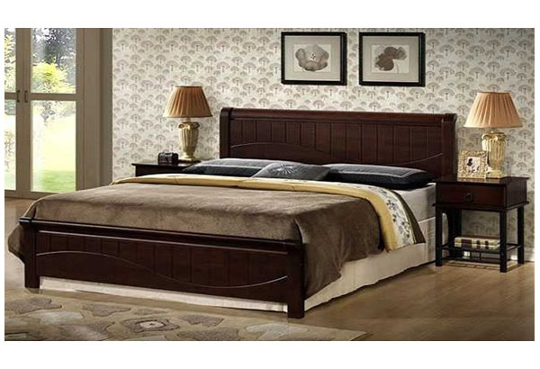 Кровать двуспальная «I-3655»