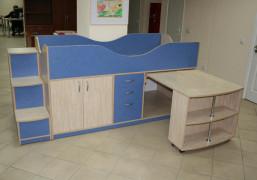 Кровать комбинированная «Макси»