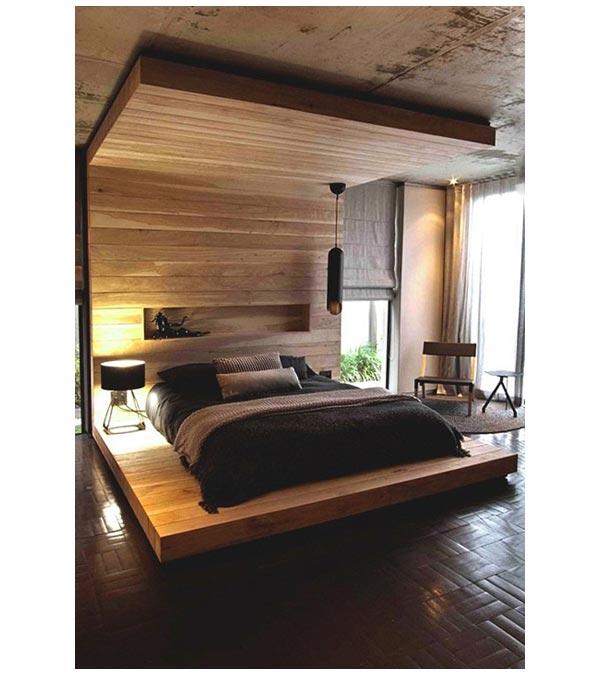 Кровать «Крыша мира»
