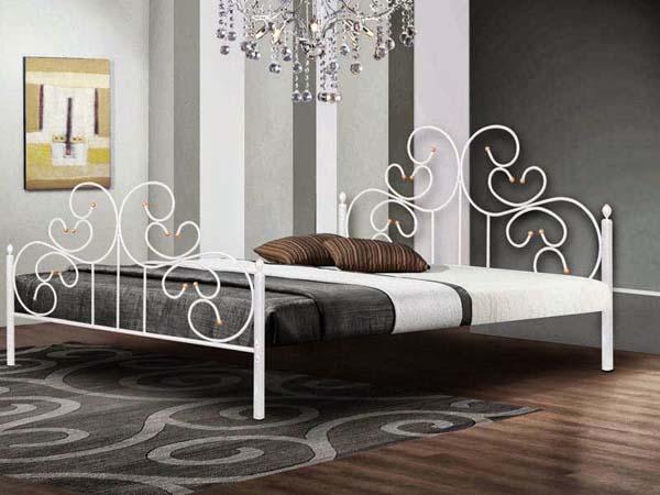 Кровать металлическая «Александрина 2»