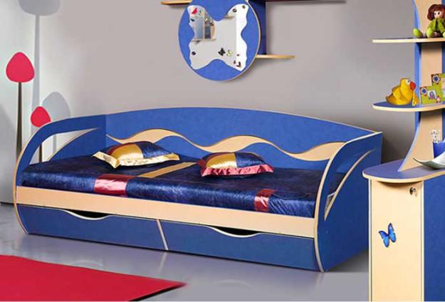 Кровать односпальная «800-01»