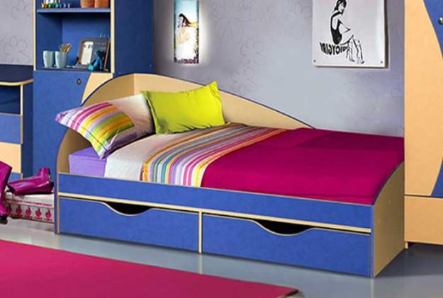 Кровать односпальная «800» без матраса