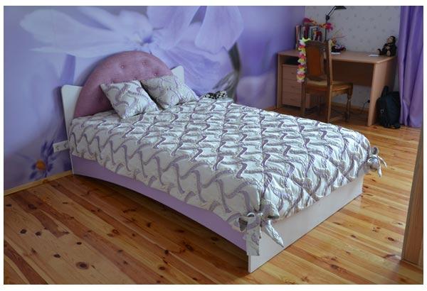 Кровать односпальная подростковая