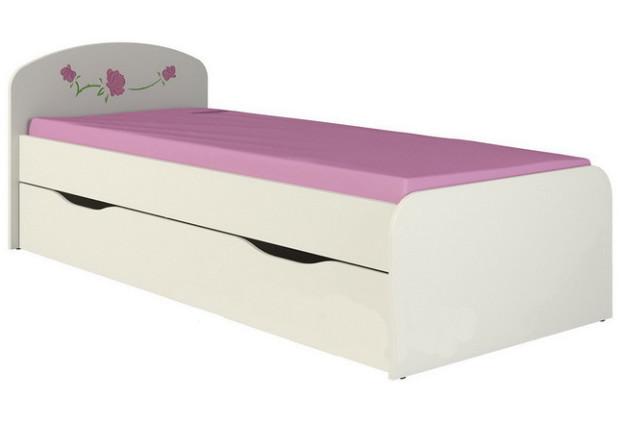 Кровать односпальная «Розалия КР-3Д1»