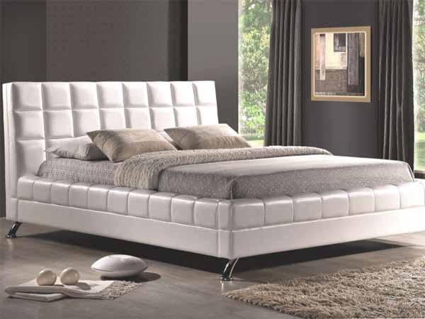 Кровать «Salta» из эко-кожи