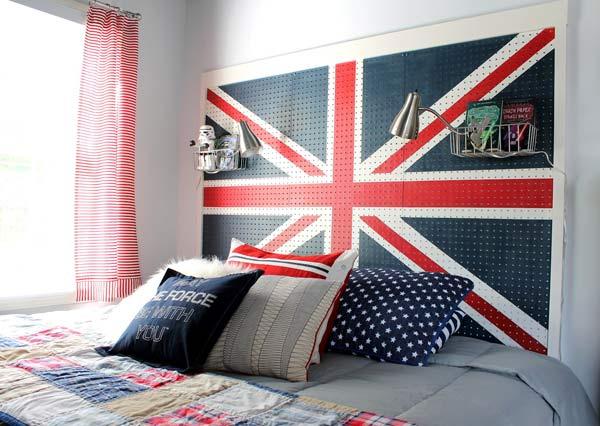 Кровать «Steel Wall»