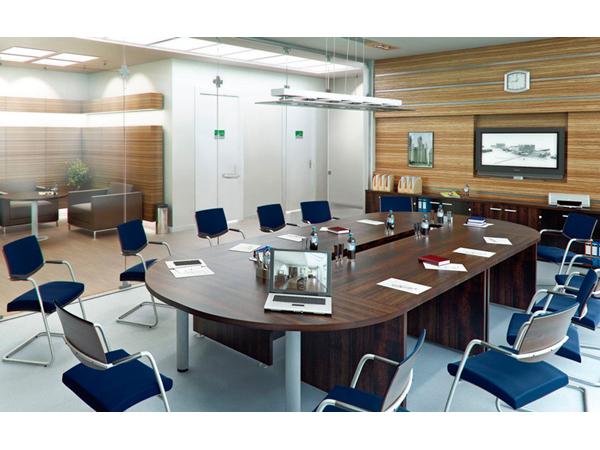 Круглый стол для зала заседаний