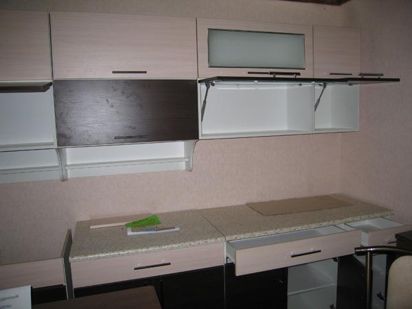Кухня двухцветная гармоничная «Елена-200» 2.0 м
