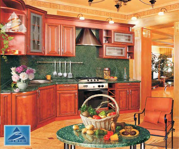 Кухня фасад Турин 3 груша